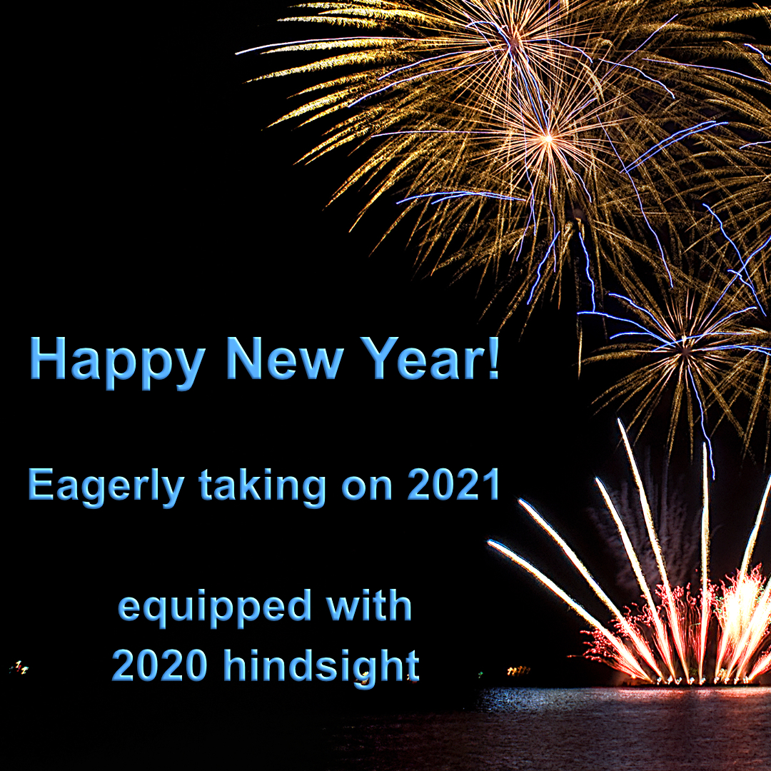 2021 Happy New Year Message