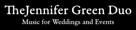 The Jennifer Green Duo Logo