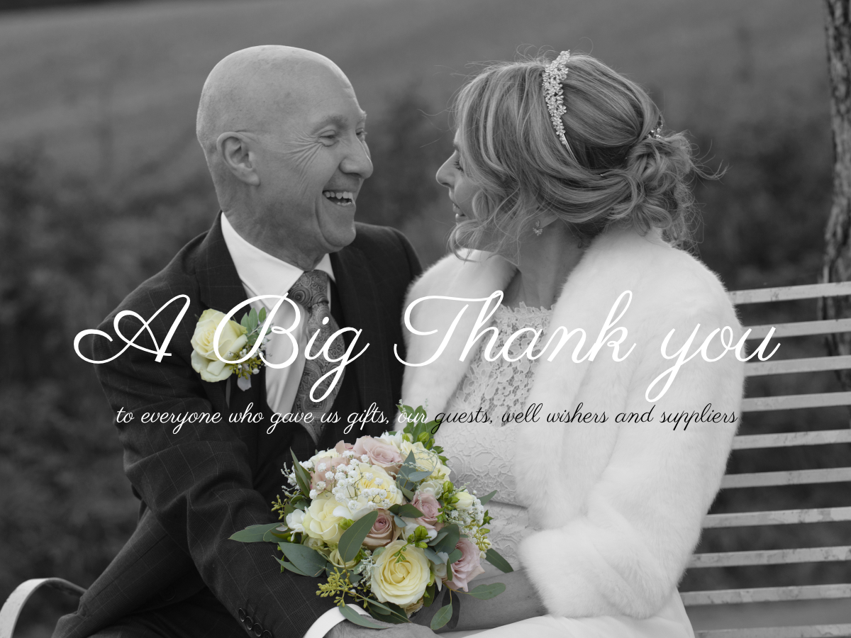 Website Thank You Card